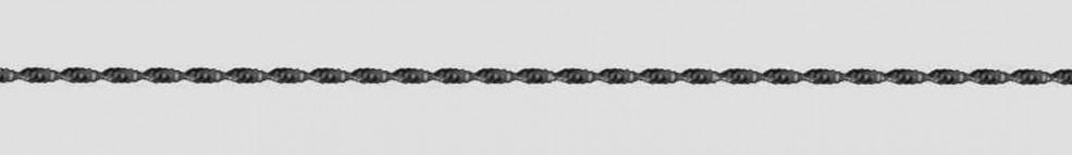 Necklet Singapore chain width 1.2mm