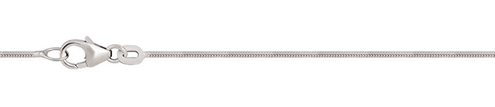 Necklet Snake chain chain width 1.1mm