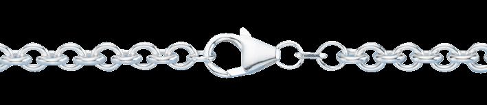 Armband Anker rund Kettenbreite 4.7mm