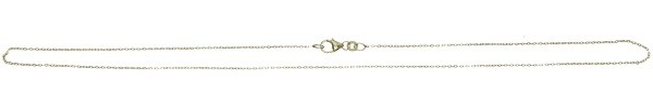 Necklet Anchor flat chain width 1.1mm
