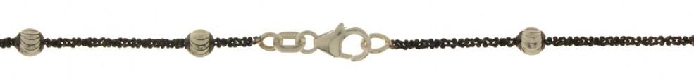 Necklet Criss-cross-chain
