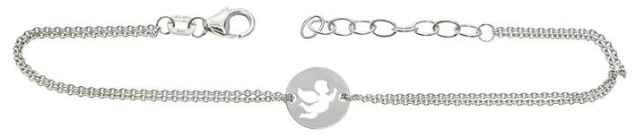 Armband Anker rund Kettenbreite 1.1mm