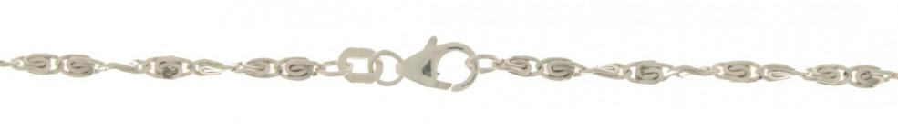Bracelet Scroll chain chain width 2.2mm