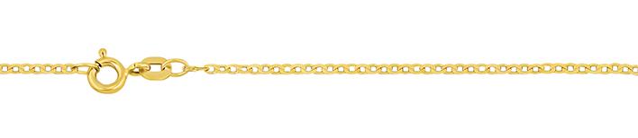 Necklet Eight-chain chain width 1.3mm