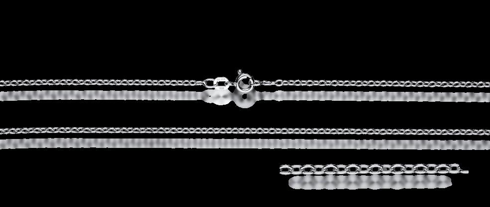 Collier Anker rund Kettenbreite 1.8mm
