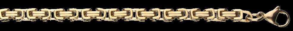 Armband Königskette Kettenbreite 5.6mm