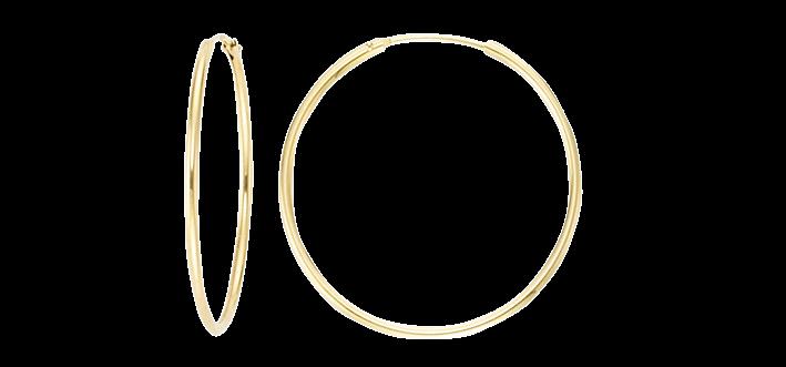 Ohrschmuck Creole 1,3 mm