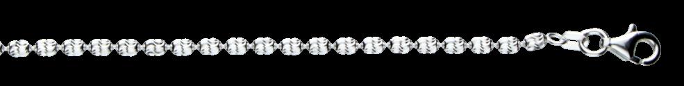 Necklet Fantasy chain chain width 2.45mm