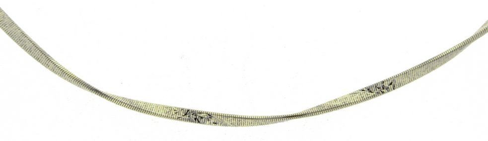 Necklet Herringbone chain chain width 2.6mm