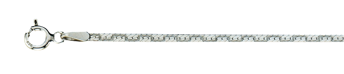 Necklet Herringbone chain chain width 1.7mm